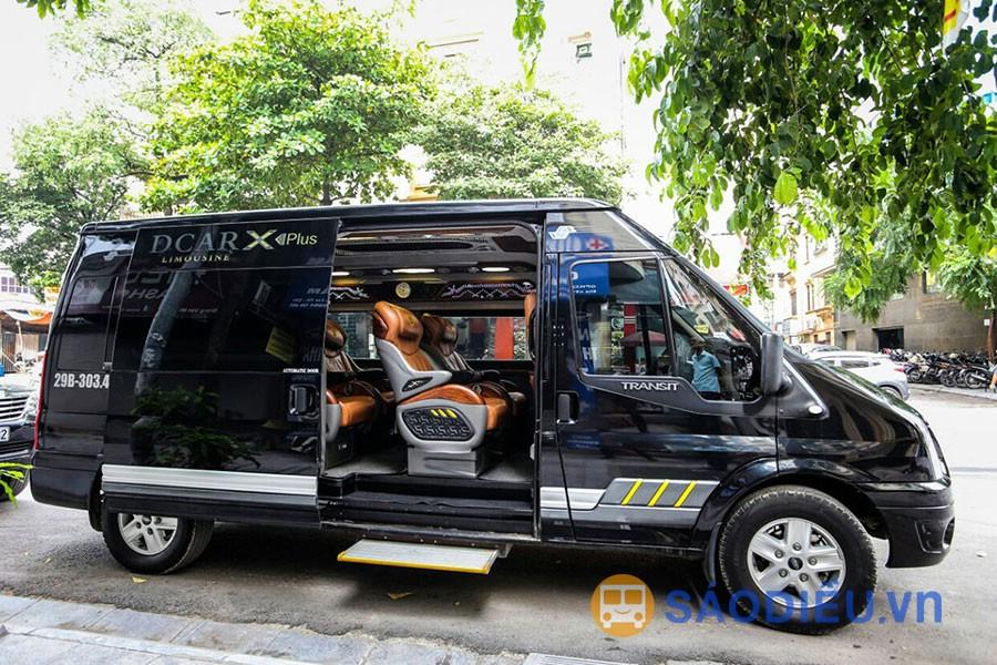 Cho Thuê Xe Limousine 9 Chỗ Hà Nội - Sapa Theo Ngày